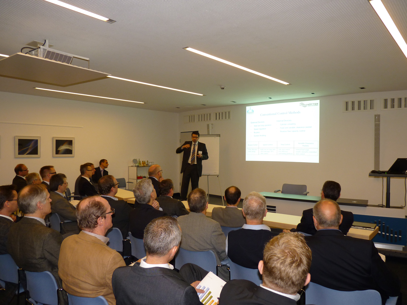 17th Workshop KÖTTER Consulting Engineers, Rheine, Germany ...