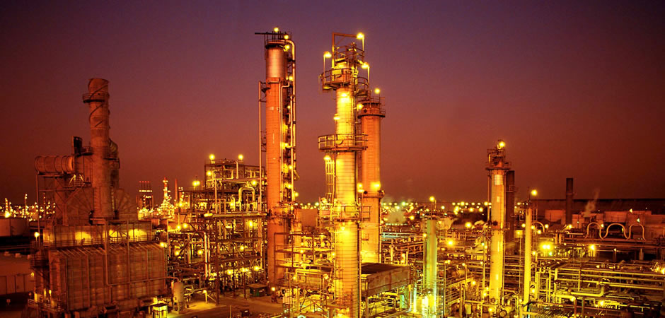 Petrochemical and Chemical Gas