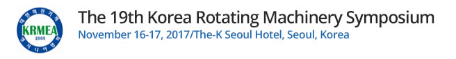 19th Korea Rotating Machinery Symposium